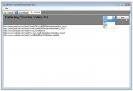 yMule Youtube Downloader imagen 4 Thumbnail