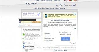 YOPmail image 1 Thumbnail
