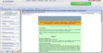 YOPmail image 3 Thumbnail
