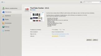 YouTube Center imagen 8 Thumbnail