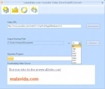 YouTube Download & Convert imagen 1 Thumbnail