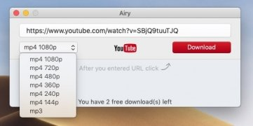 YouTube Downloader HD bild 2 Thumbnail
