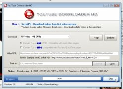 YouTube Downloader HD image 1 Thumbnail