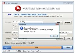 YouTube Downloader HD immagine 2 Thumbnail