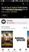 YouTube Gaming imagen 7 Thumbnail