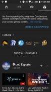 YouTube Gaming imagen 8 Thumbnail