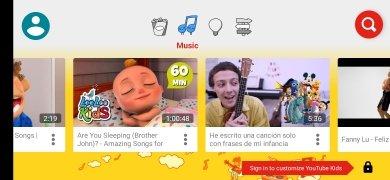 YouTube Kids immagine 2 Thumbnail