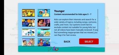 YouTube Kids imagem 6 Thumbnail