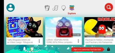 YouTube Kids bild 8 Thumbnail