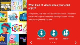 YouTube Kids immagine 4 Thumbnail