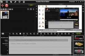 Youtube Movie Maker imagen 2 Thumbnail