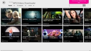 YouTube MP3 & Videos Downloader image 3 Thumbnail