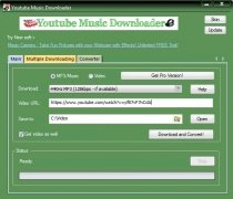 YouTube Music Downloader imagem 1 Thumbnail