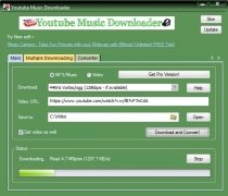 YouTube Music Downloader imagem 2 Thumbnail
