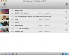 YouTube to MP3 Converter bild 2 Thumbnail