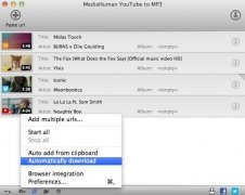 YouTube to MP3 Converter imagem 3 Thumbnail