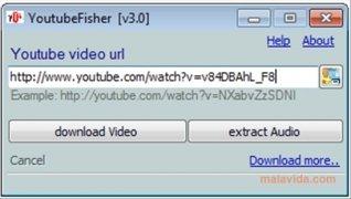 youtubeFisher  3.2 imagen 1