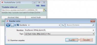 youtubeFisher  3.2 imagen 2