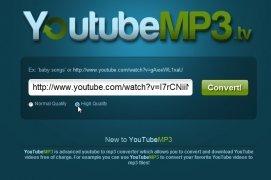 YoutubeMP3.tv imagem 1 Thumbnail