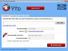 YTD Video Downloader imagen 1 Thumbnail