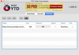 YTD Video Downloader imagem 2 Thumbnail