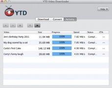 YTD Video Downloader imagem 3 Thumbnail