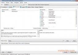 yWriter imagen 3 Thumbnail