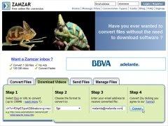 Zamzar imagem 2 Thumbnail