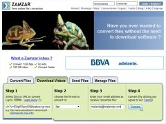 Zamzar imagen 2 Thumbnail