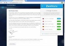 ZenMate imagem 2 Thumbnail