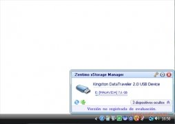 Zentimo xStorage Manager bild 4 Thumbnail
