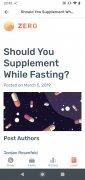Zero Fasting Tracker imagem 11 Thumbnail