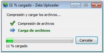 Zeta Uploader imagem 3 Thumbnail