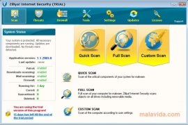 Zillya! Internet Security imagen 2 Thumbnail