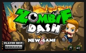 Zombie Dash imagen 1 Thumbnail