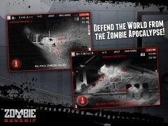 Zombie Gunship imagen 2 Thumbnail