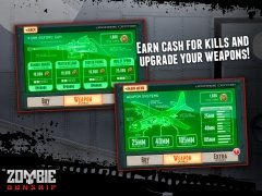 Zombie Gunship Изображение 3 Thumbnail
