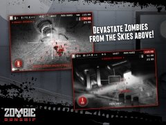 Zombie Gunship Изображение 4 Thumbnail