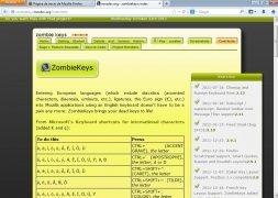 Zombie Keys imagem 1 Thumbnail