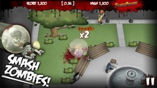 Zombie Rollers imagem 1 Thumbnail