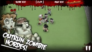 Zombie Rollers Изображение 2 Thumbnail