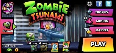Zombie Tsunami imagen 2 Thumbnail