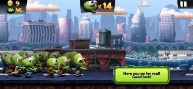 Zombie Tsunami imagen 5 Thumbnail