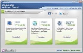 ZoneAlarm Antivirus bild 1 Thumbnail
