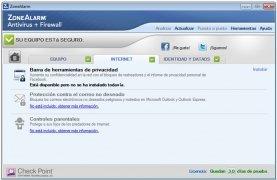 ZoneAlarm Antivirus immagine 4 Thumbnail