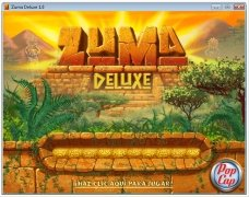 Zuma Deluxe imagem 1 Thumbnail
