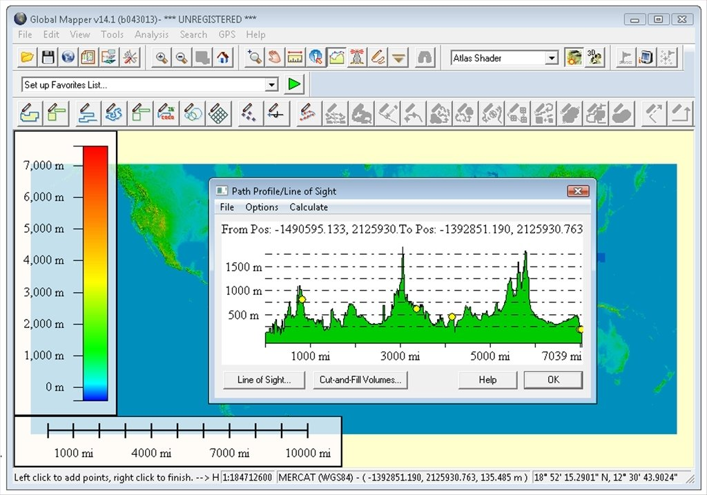 descargar global mapper 32 bits con crack