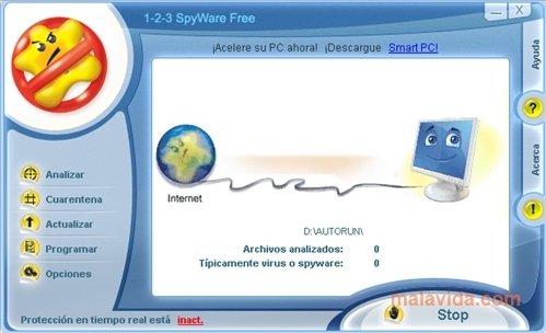 1-2-3 Spyware image 4