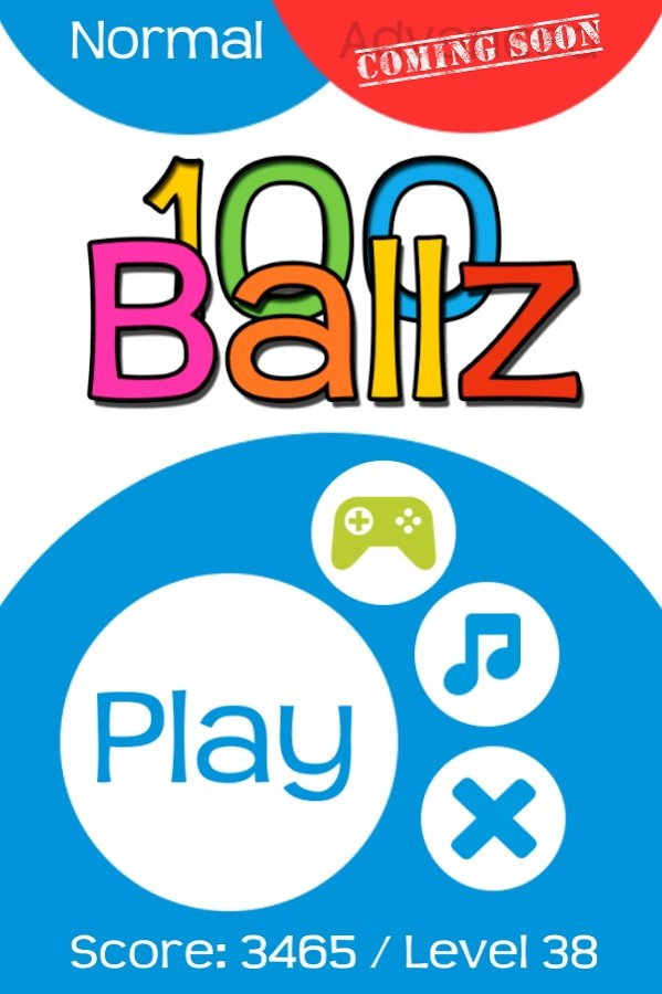 100 Ballz Android image 5