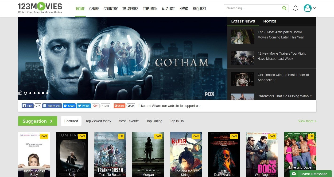 Watch movies online free streaming unblocked